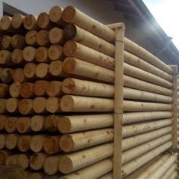 Подпори ТРАНС ЛЕС - 82 ЕООД - Дървен материал Перник :: Пелети
